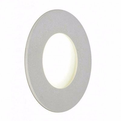 BALIZADOR PAREDE RED LISSE 8x6cm New Line IN10430LED