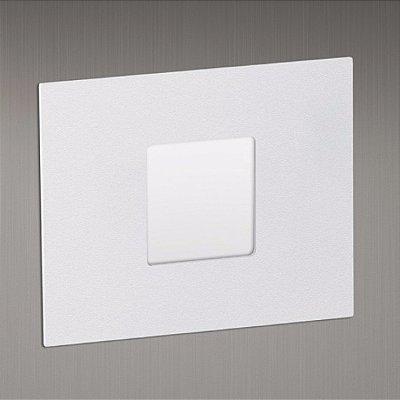 Balizador Quadrato (4x2) 11,6 cm  -  Mister Led 6067DH