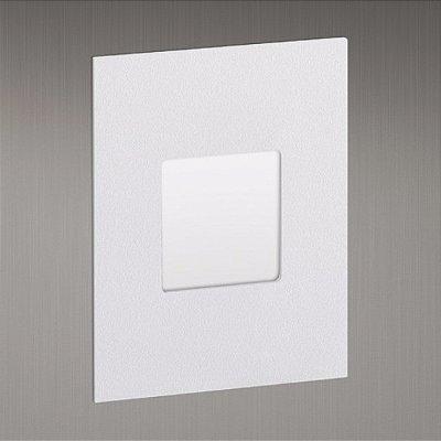 Balizador Quadrato (4x2) 11,6 cm  -  Mister Led 6067DV
