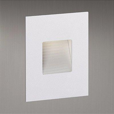 Balizador Quadrato (4x2) 11,6 cm -  Mister Led 6067RH