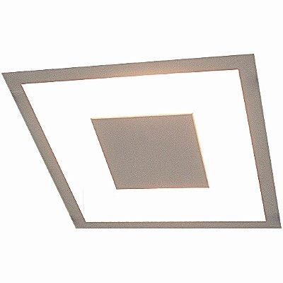 Embutido Iluminação Indireta Aluminio Piuluce 6202