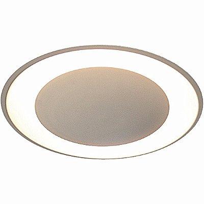 Embutido Redondo Iluminação indireta em Aluminio Piuluce 6208