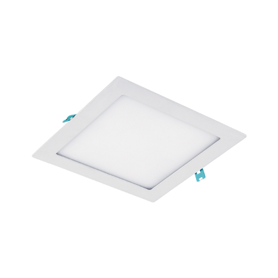 LUMINÁRIA LED Painel Slim Quadrado 21,5x21,5cm 18W Stellatech  STH4932/30 STH4932/40 STH4932/57