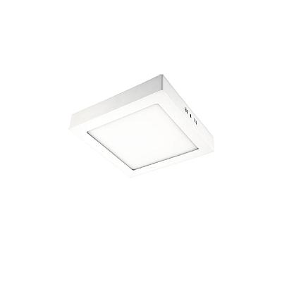Luminária Slim Sobrepor Quadrado 21,5x21,5cm 18W Stellatech STH6963Q/30 STH6963Q/40 STH6963Q/57