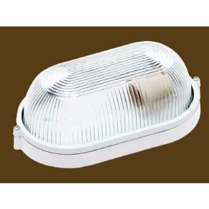 Luminária Sobrepor Tartaruga 210 mm IP-44 Sem Grade / Vidro Transparente Biancoluce FC 4M