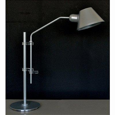 Luminárias de Mesa Reguláveis Aluminio / Acrilico Piuluce 20016