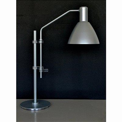 Luminárias de Mesa Reguláveis Aluminio / Acrilico Piuluce 20017
