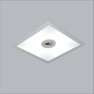 Embutido Quadrado Ruller 25cm - Usina Design 3701-25