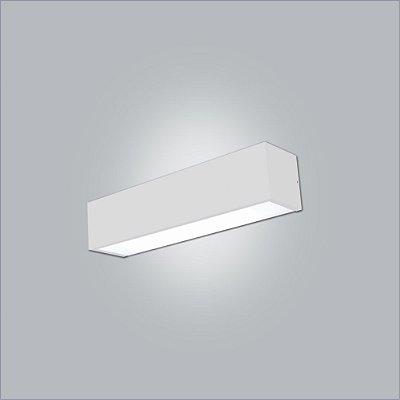 Arandela Retangular Tropical com 2 Difusor 65x12cm - Usina Design 4009-65F