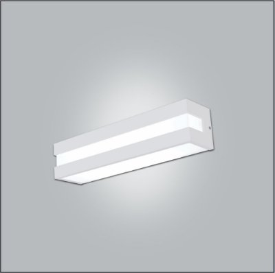 Arandela Retangular Modular 62x11,5cm - Usina Design 3810-62