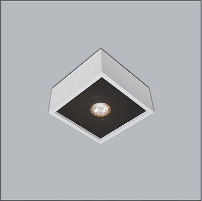 Plafon Quadrado Premium 18 cm - Usina Design 4504-18