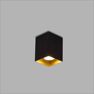 Plafon Quadra 13 cm - Usina Design 16260-13
