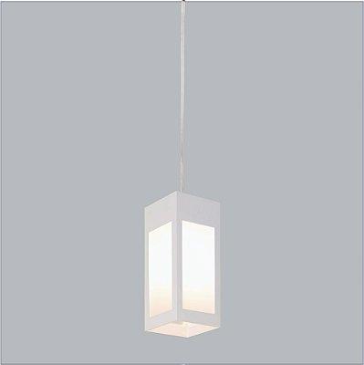 Pendente Quadrado Alberino 10,5 cm - Usina Design 5501-27