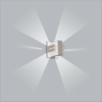 Arandela Retangular Drops 10,5 x 8 cm - Usina Design 5267-10