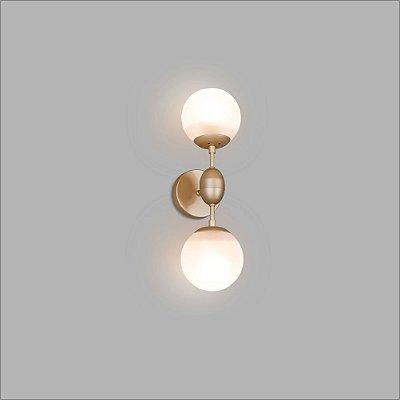 Arandela Sansão 45 cm - Usina Design 16294-2