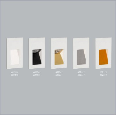 Balizador Volt Parede 16 cm - Usina Design 6020-1