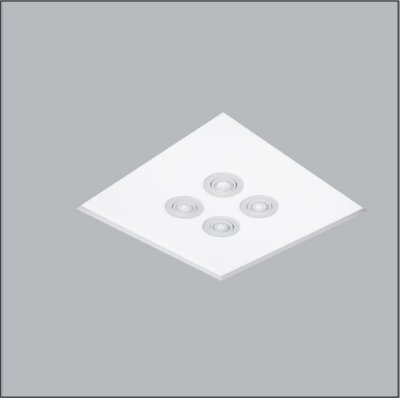Embutido no Frame Mimo 47 cm - Usina Design 30080-54