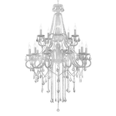 Lustres CRISTALYNE (P2208/15TR) - Pier Iluminação