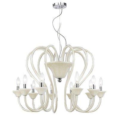 Lustres GLANSTONE (8494/10BE) - Pier Iluminação