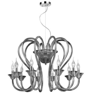 Lustres GLANSTONE (8494/10SMK) - Pier Iluminação