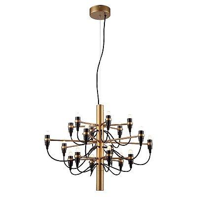 Lustres REVIVAL (818142002GD)  -  Pier Iluminação