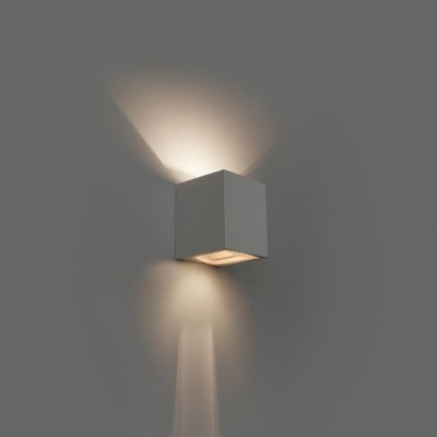 Arandela Kube 510/2 - Dimlux Iluminação