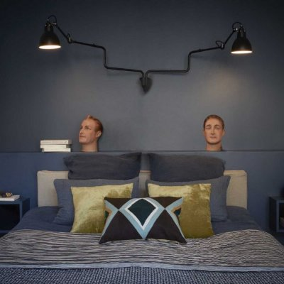 Arandela 303 Double LAMP/A - Dimlux Iluminação