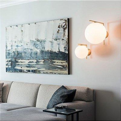 Arandela IC 1 Wall FLICP80 - Dimlux Iluminação