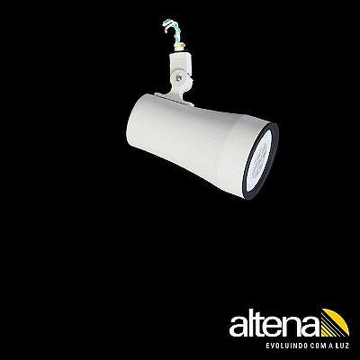 Spot Soft sem Canopla Branco Fosco - Altena Iluminação