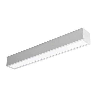 PLAFON SOBREPOR V LED 32W 3000K - New Line 461LED3