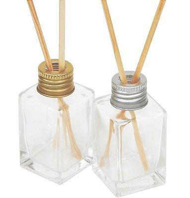 Frasco de Vidro para Aromatizador e Difusor de 30 ml (10 unid.)