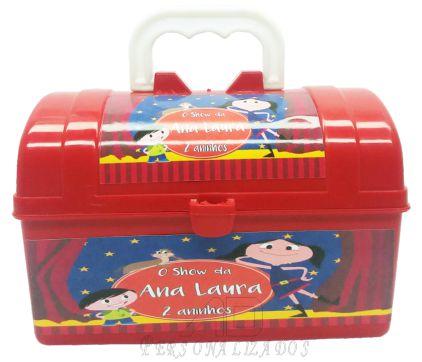 Bauzinho Personalizado Show da Luna