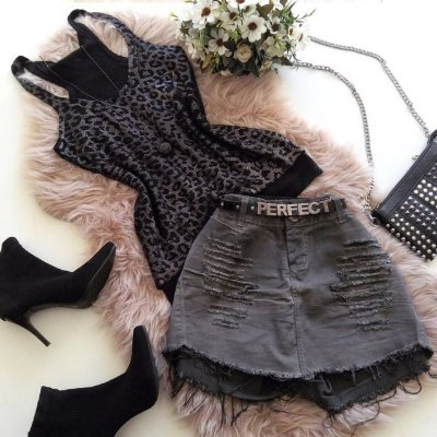 SHORTS PERFECT JEANS 74205