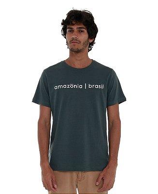 Camiseta Amazônia Verde