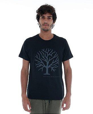 Camiseta Árvore Preta