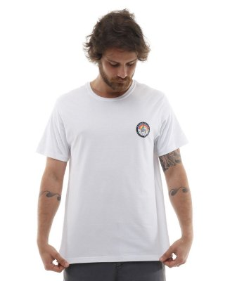 Camiseta Montanhas Badge
