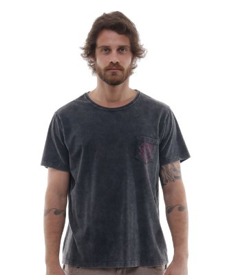 Camiseta Rosa Preta II