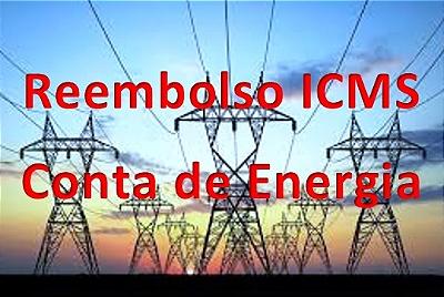 Reembolso ICMS Conta de Energia