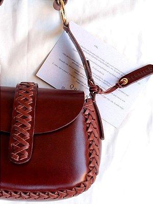 Bolsa Clara 2.0 Brown