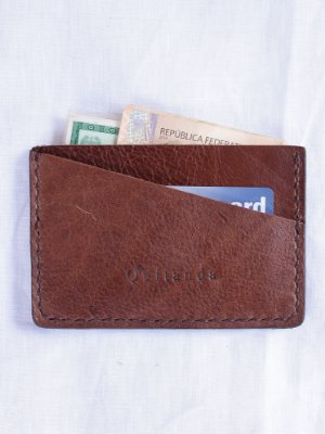 Porta Cartões RG Pinhão