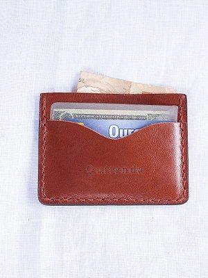 Porta Cartões CNH Conhaque