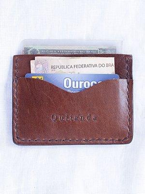 Porta Cartões CNH Pinhão