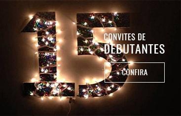 Mini Banner Debutante