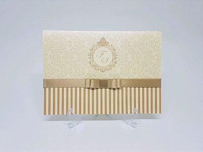 Convite dourado