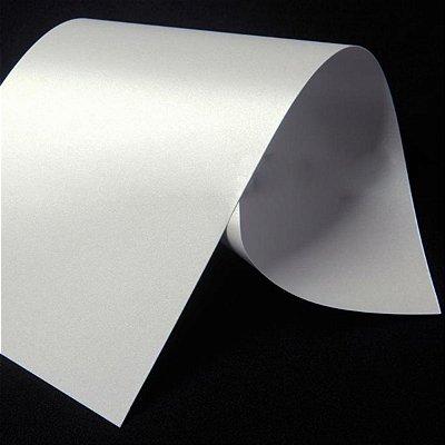 Papel metalizado 180g - 100 folhas (formato A4)