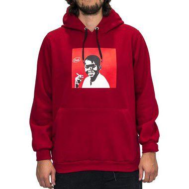 Blusa de Moletom Vermelho - Choco