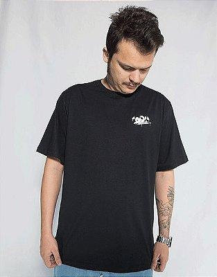 Camiseta Tag Owl - Preto