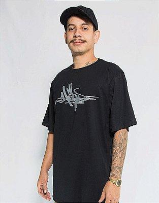 Camiseta Hood - Preto