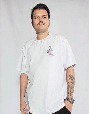 Camiseta Fantasia - Branco