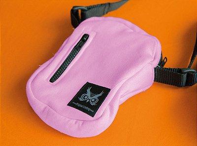 Shoulder Bag Rosa - Logo Básico